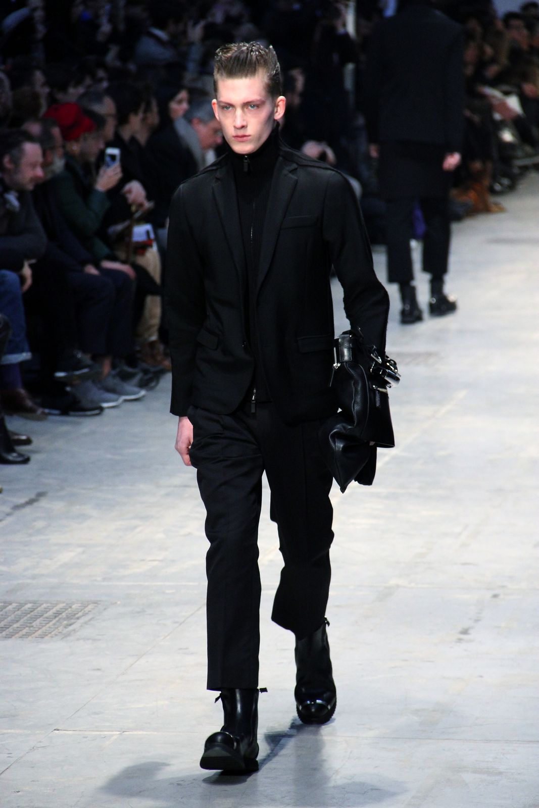 Costume National Homme Men's Collection Fall Winter 2012-13 Milano Fashion Week