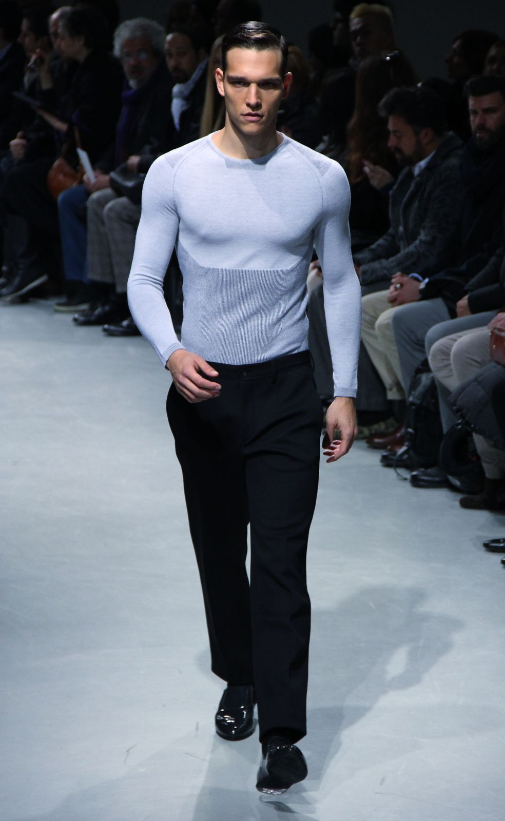 Dirk Bikkembergs Fall Winter 2012 Men Fashion Show