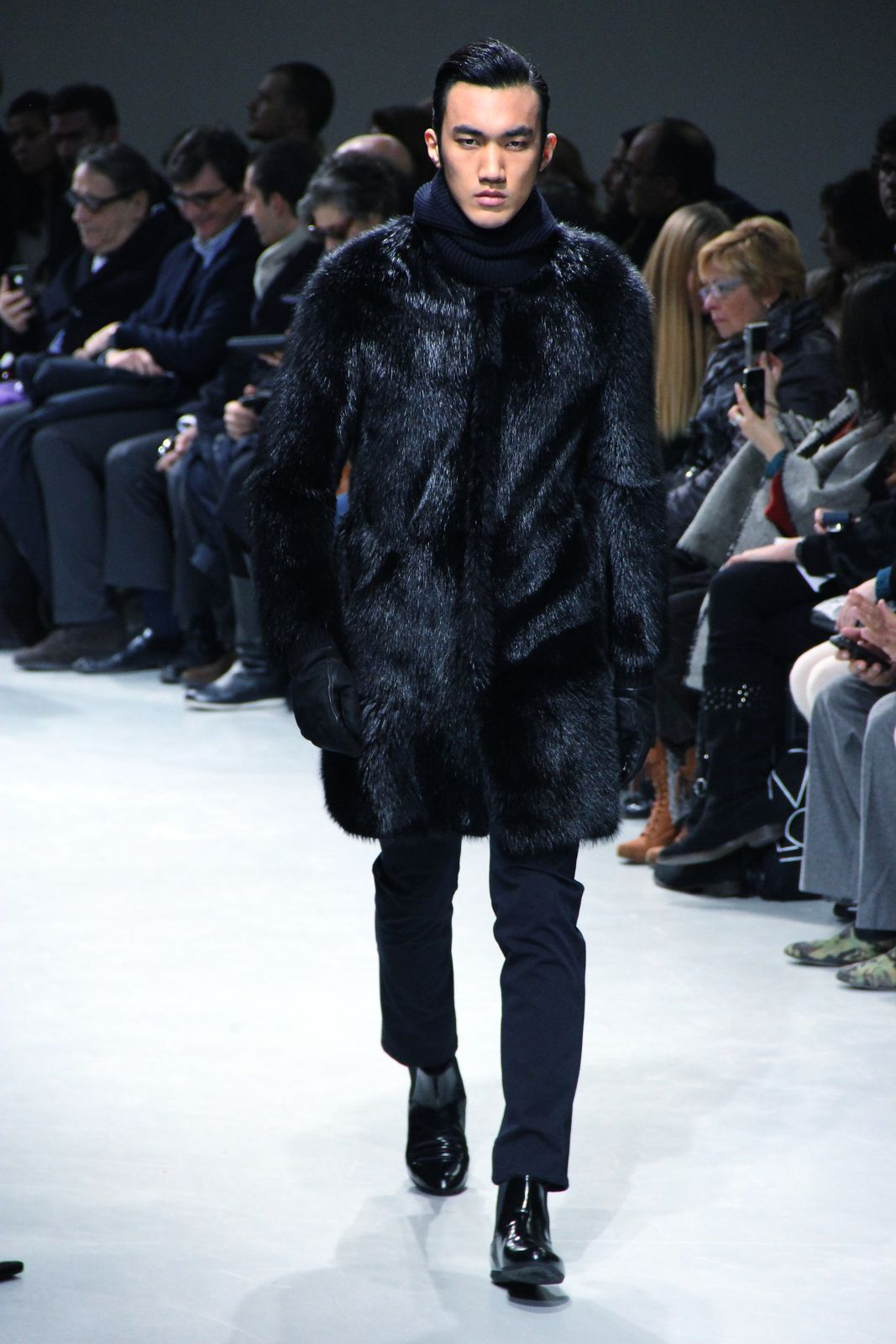 Dirk Bikkembergs Fall Winter 2012 Men Milano Fashion Week