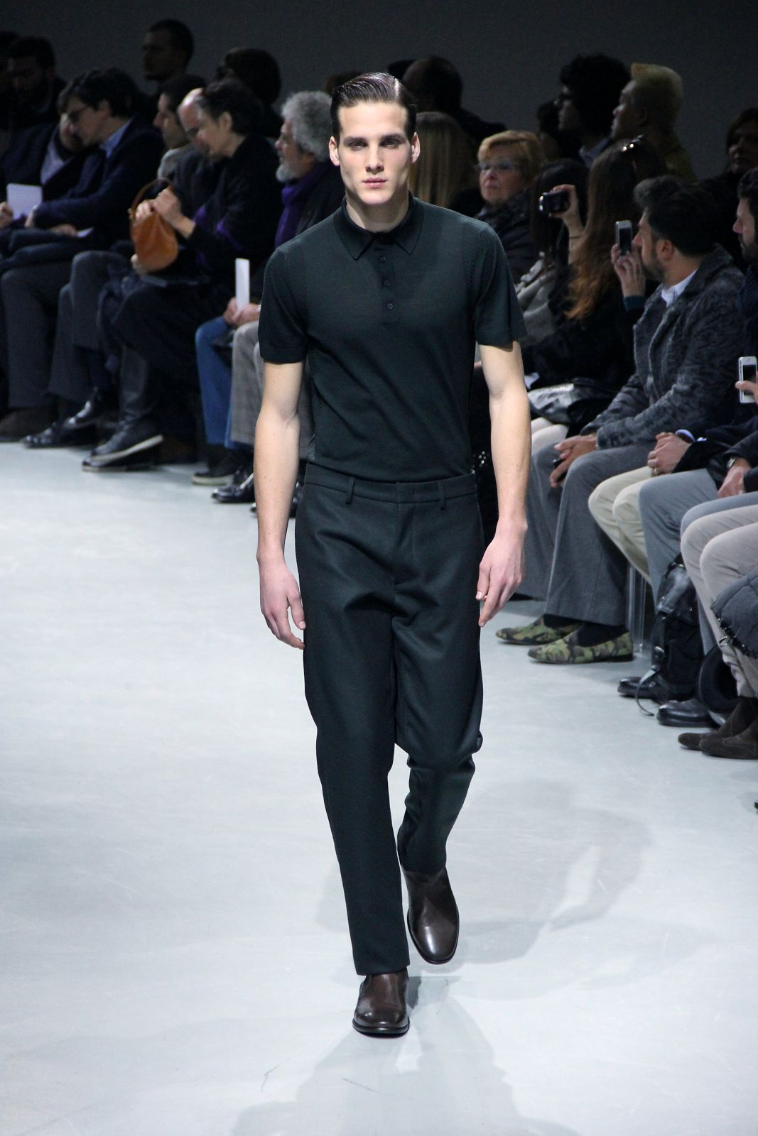 Dirk Bikkembergs Fall Winter 2012 Men's Collection Milano Fashion Week
