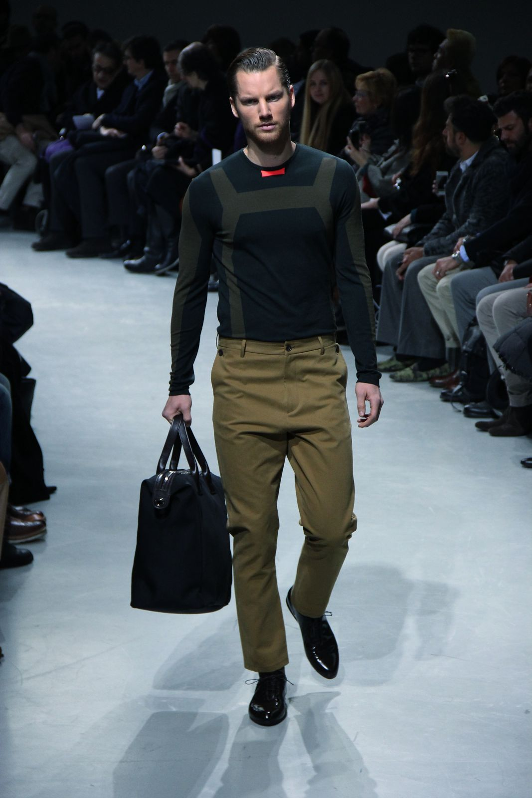 Dirk Bikkembergs Fall Winter 2012 Men's Collection