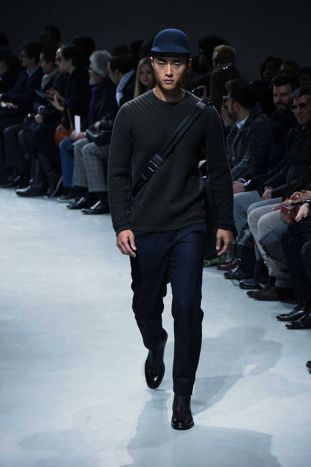 Dirk Bikkembergs Fall Winter 2012 Men