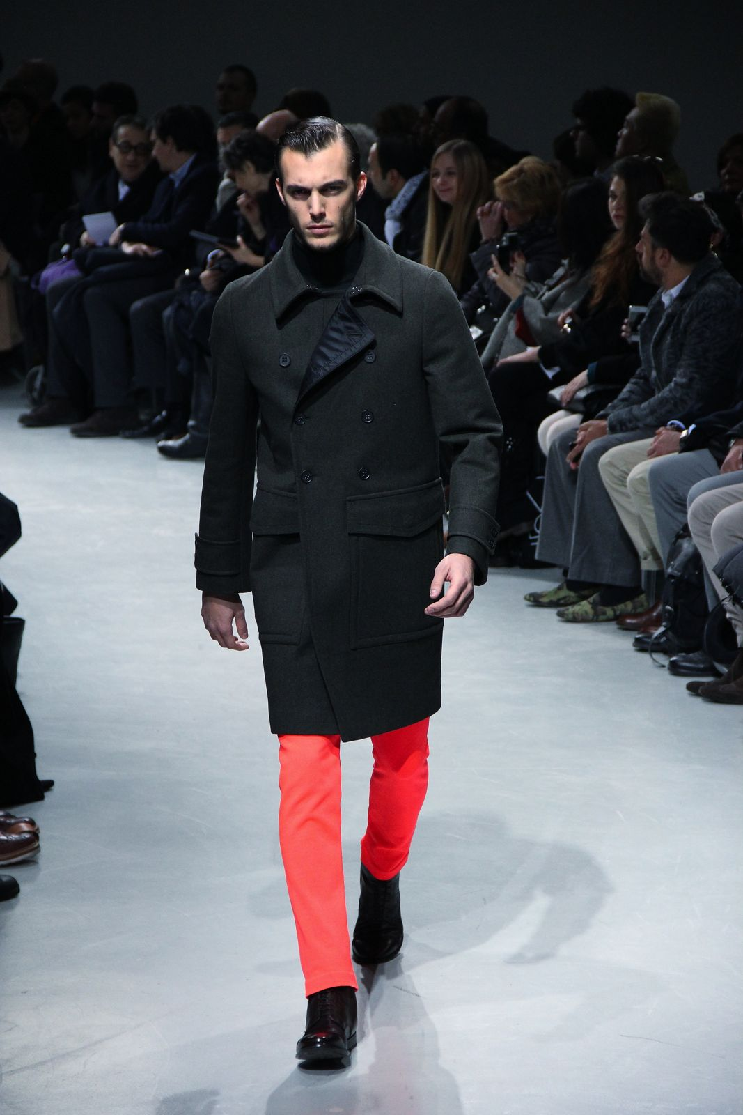 Dirk Bikkembergs Fall Winter 2012 Milano Fashion Week