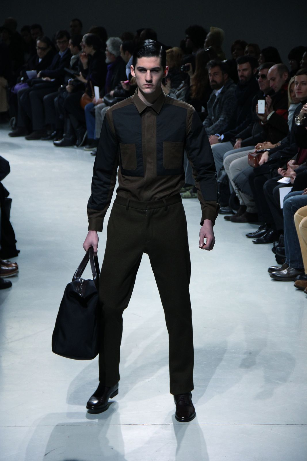 Dirk Bikkembergs Men's Collection Fall Winter 2012 Milano Fashion Week