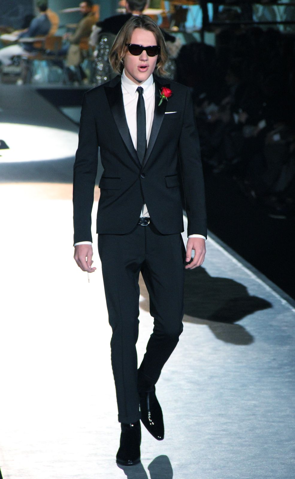Dsquared2 Fall Winter 2012-13 Men Milano Fashion Week