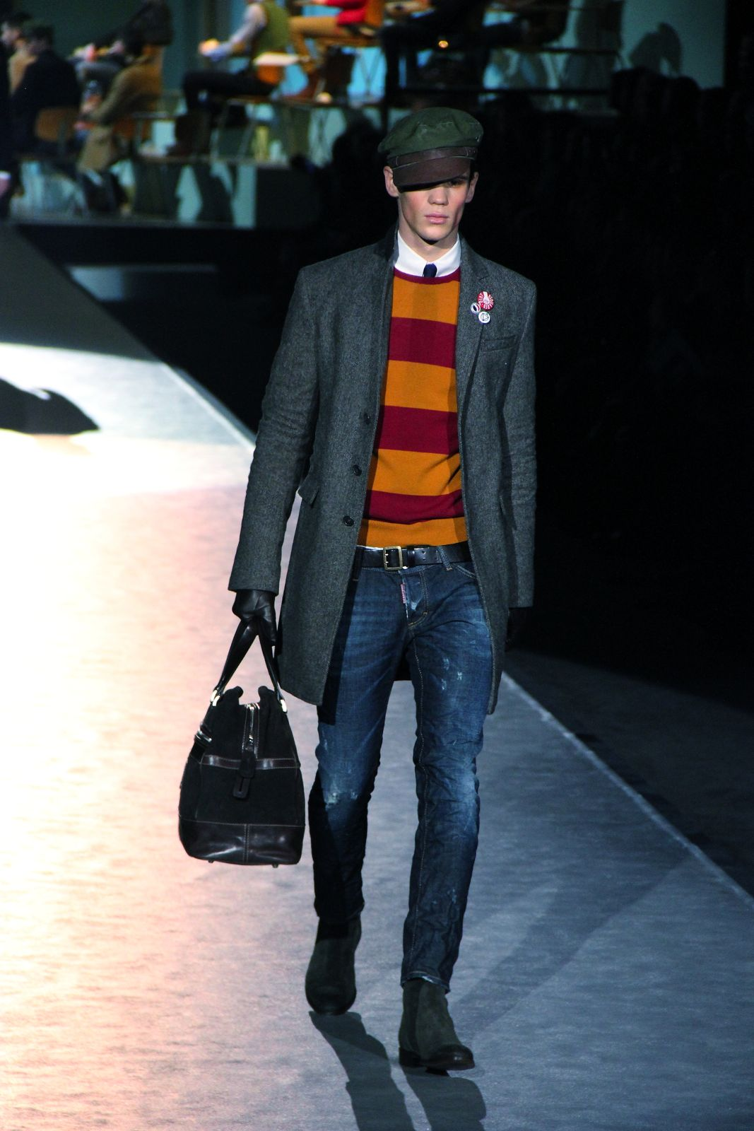 Dsquared2 Fall Winter 2012-13 Men's Collection