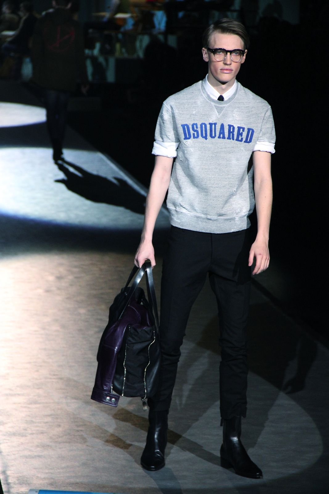 Dsquared2 Fall Winter 2012-2013 Men Fashion Show