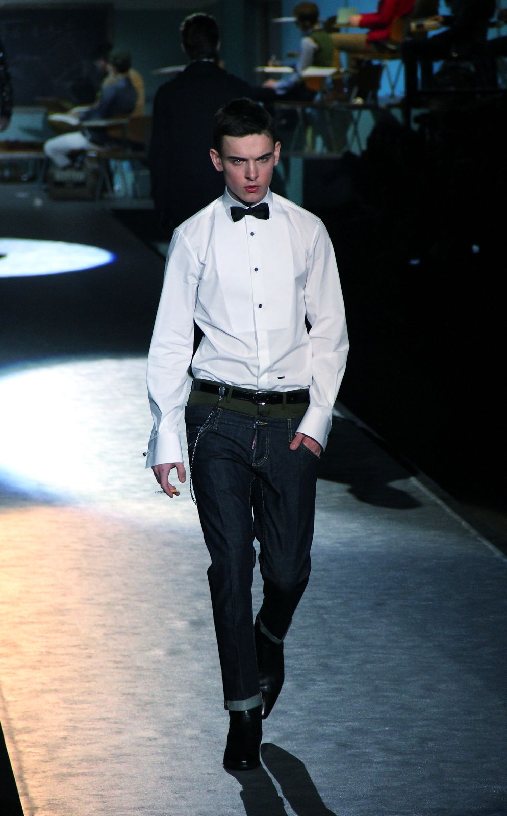 Dsquared2 Fall Winter 2012-2013 Milano Fashion Week