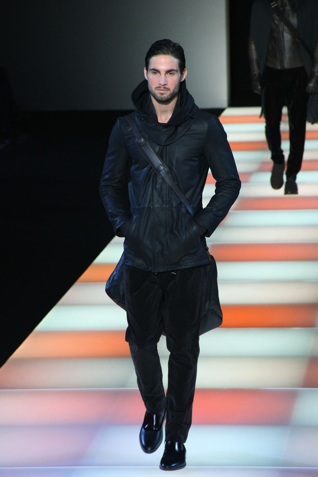 Emporio Armani Fall Winter 2012-13 Men Milano Fashion Week