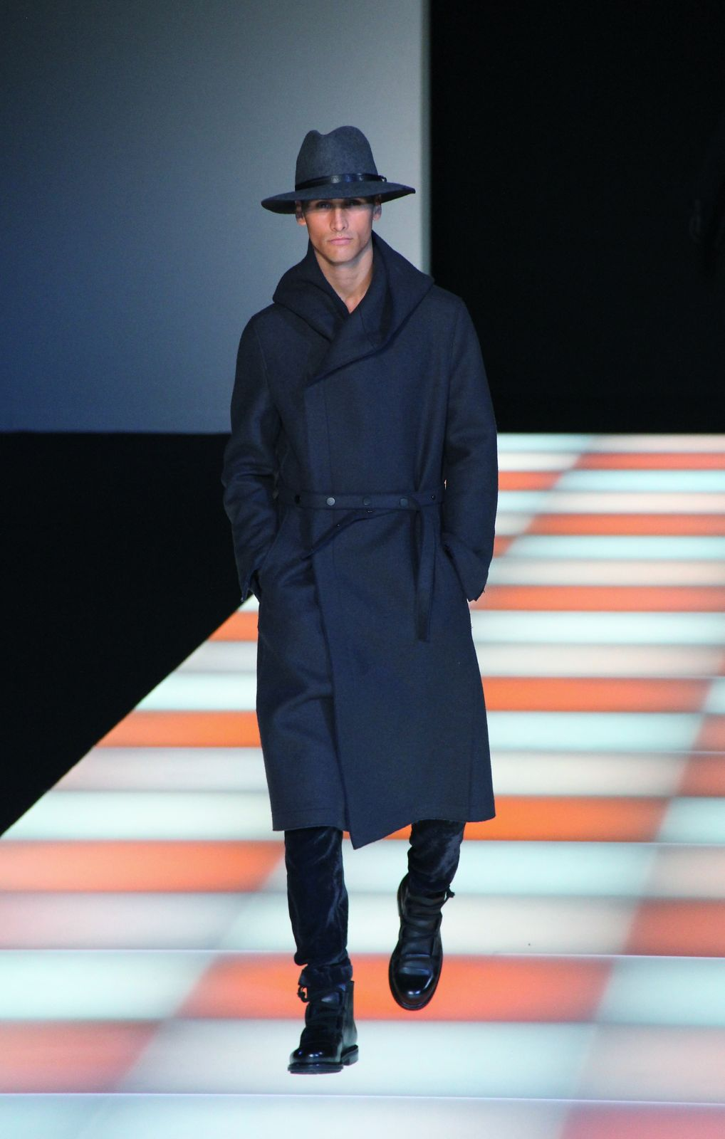 Emporio Armani Fall Winter 2012-13
