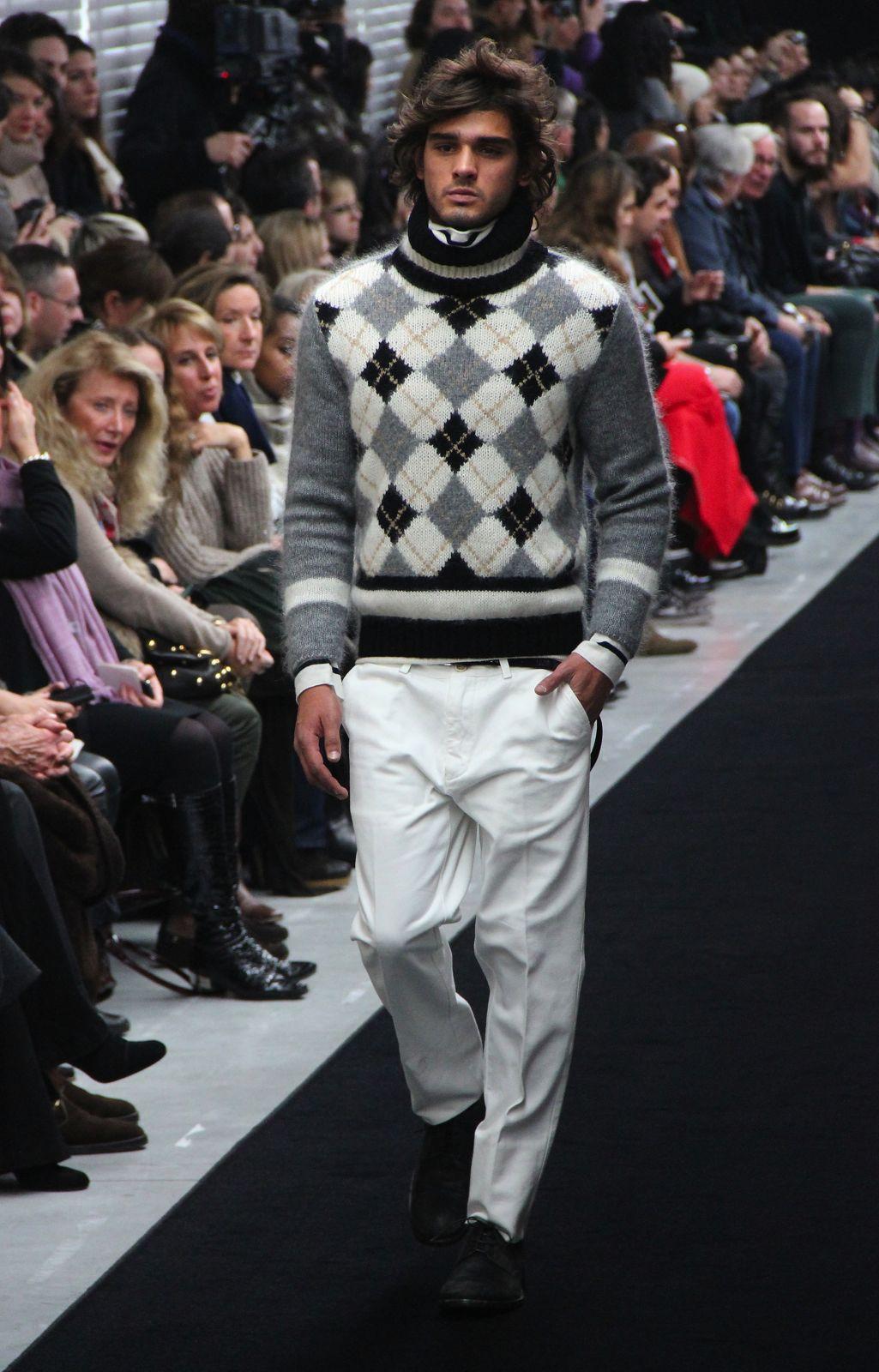 Ermanno Scervino Fall Winter 2012-13 Men Milano Fashion Week