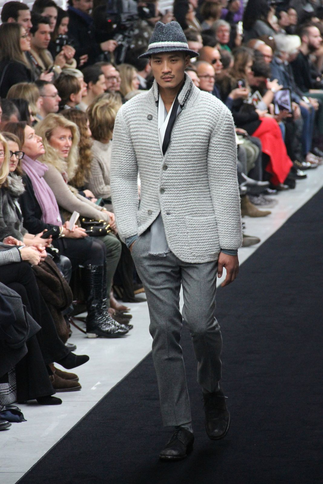 Ermanno Scervino Fall Winter 2012-13 Men's Collection Milano Fashion Week