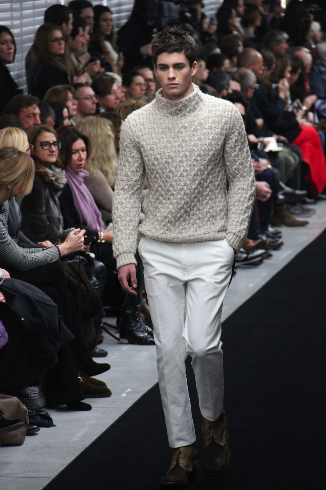 Ermanno Scervino Fall Winter 2012-13 Men's Collection