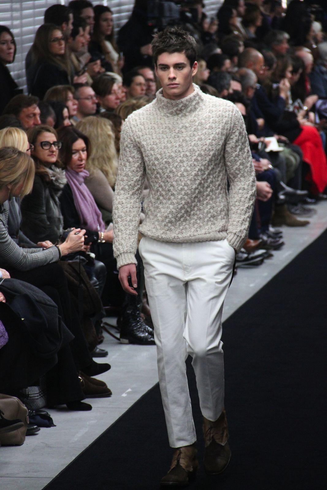 Ermanno Scervino Fall Winter 2012-13 Men's Collection