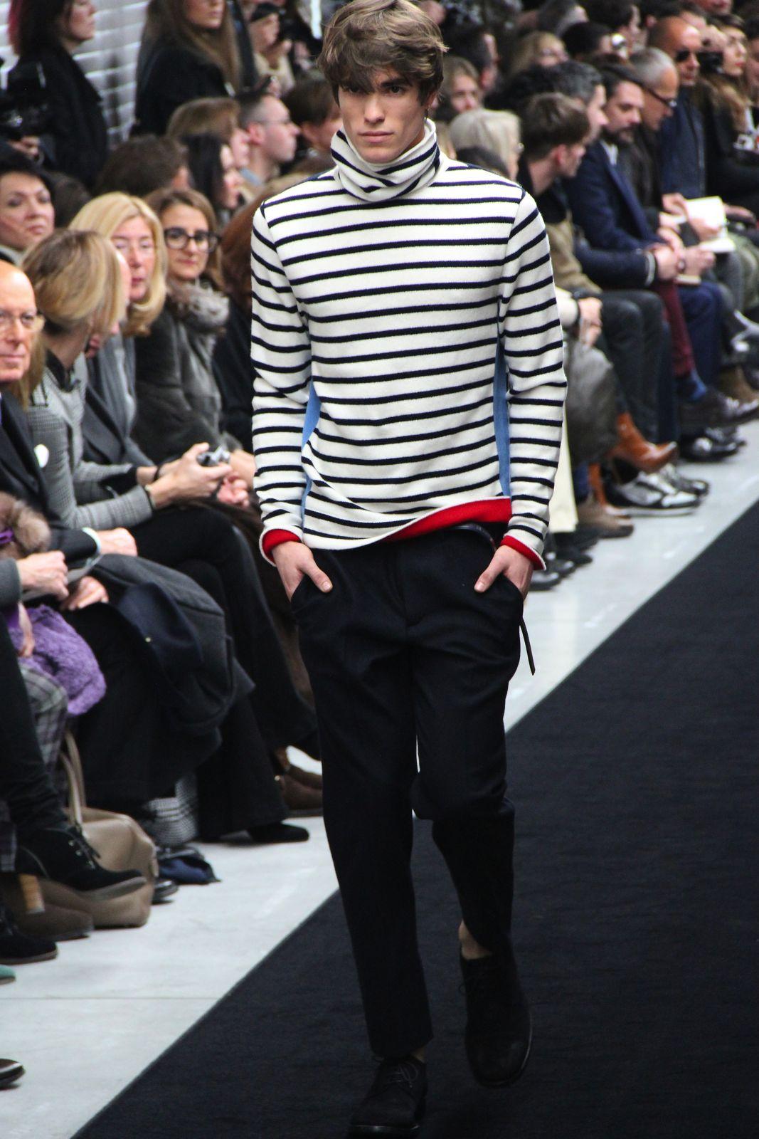 Ermanno Scervino Fall Winter 2012-2013 Men Fashion Show