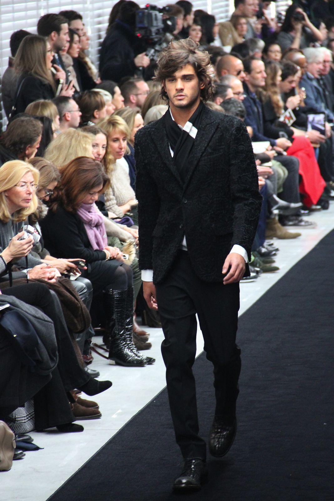 Ermanno Scervino Fall Winter 2012-2013 Milano Fashion Week