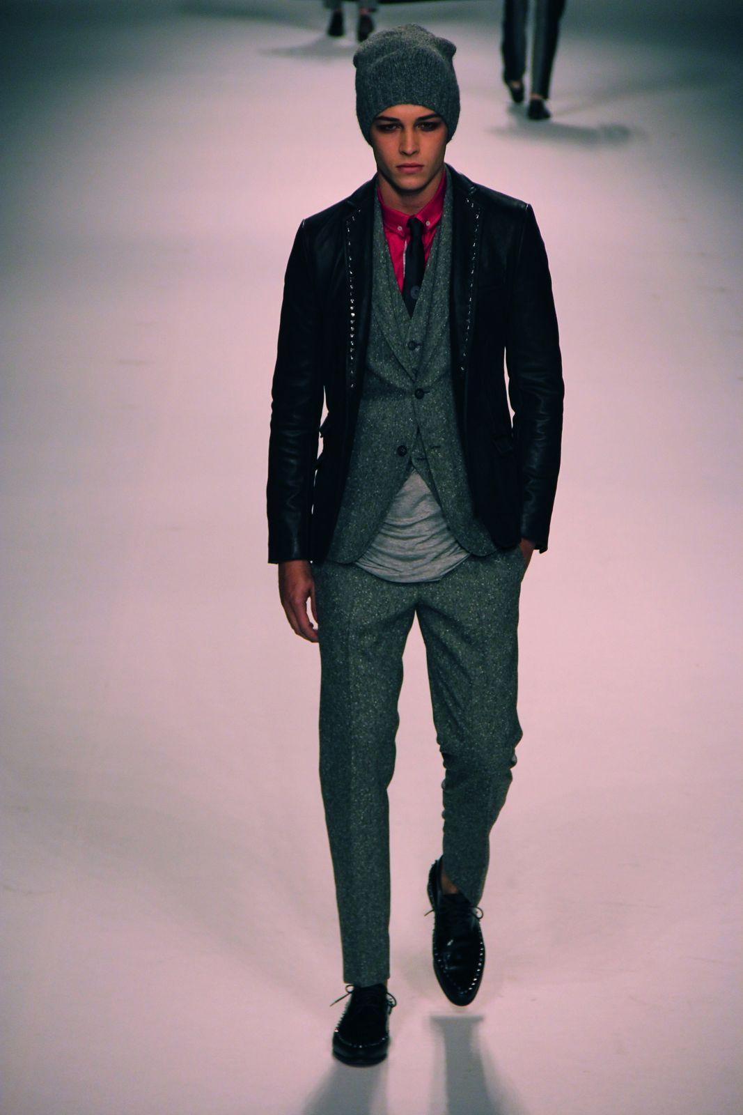 Frankie Morello Fall Winter 2012-13 Men Milano Fashion Week