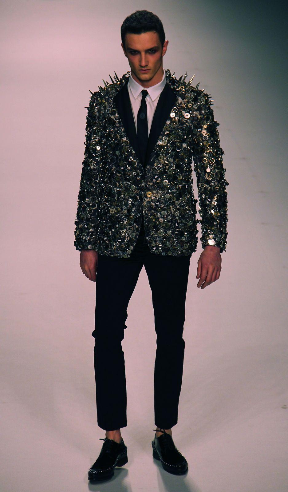 Frankie Morello Fall Winter 2012-13 Men's Collection