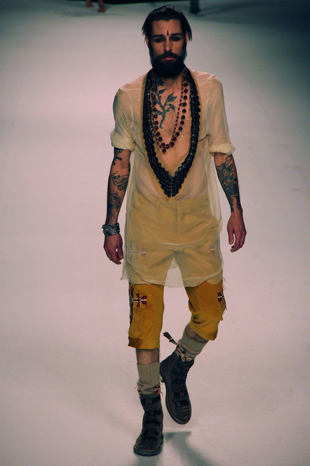 Frankie Morello Fall Winter 2012-2013 Men Fashion Show