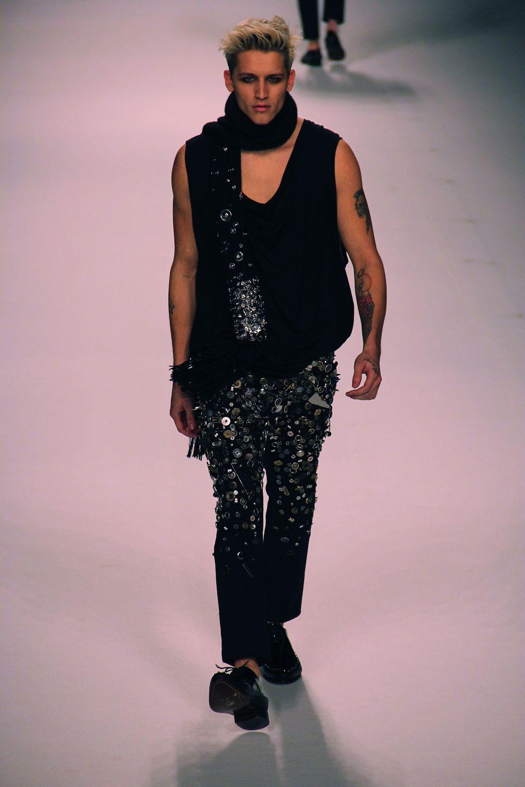 Frankie Morello Fall Winter 2012-2013 Milano Fashion Week