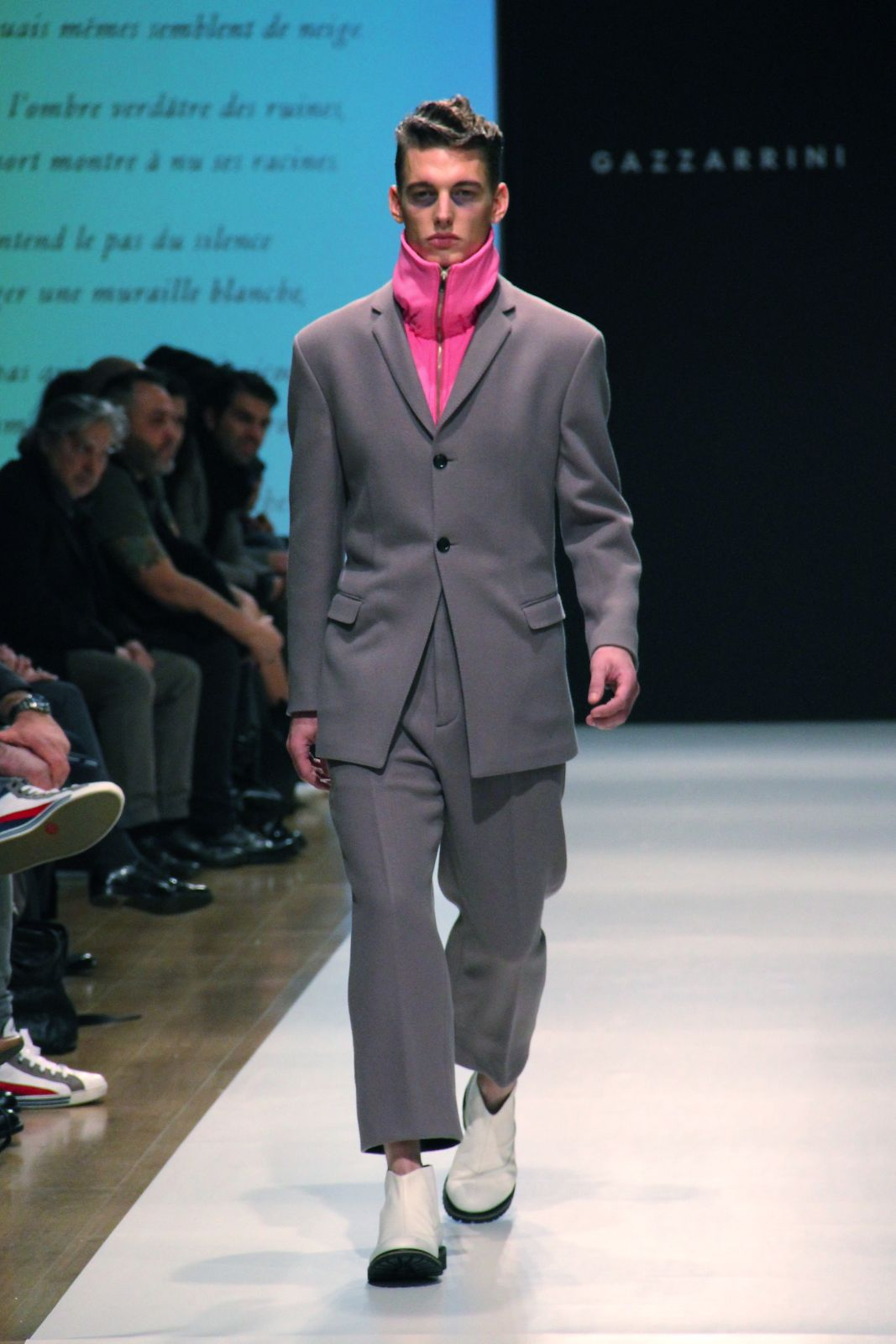 Gazzarrini Fall Winter 2012-13 Men Milano Fashion Week