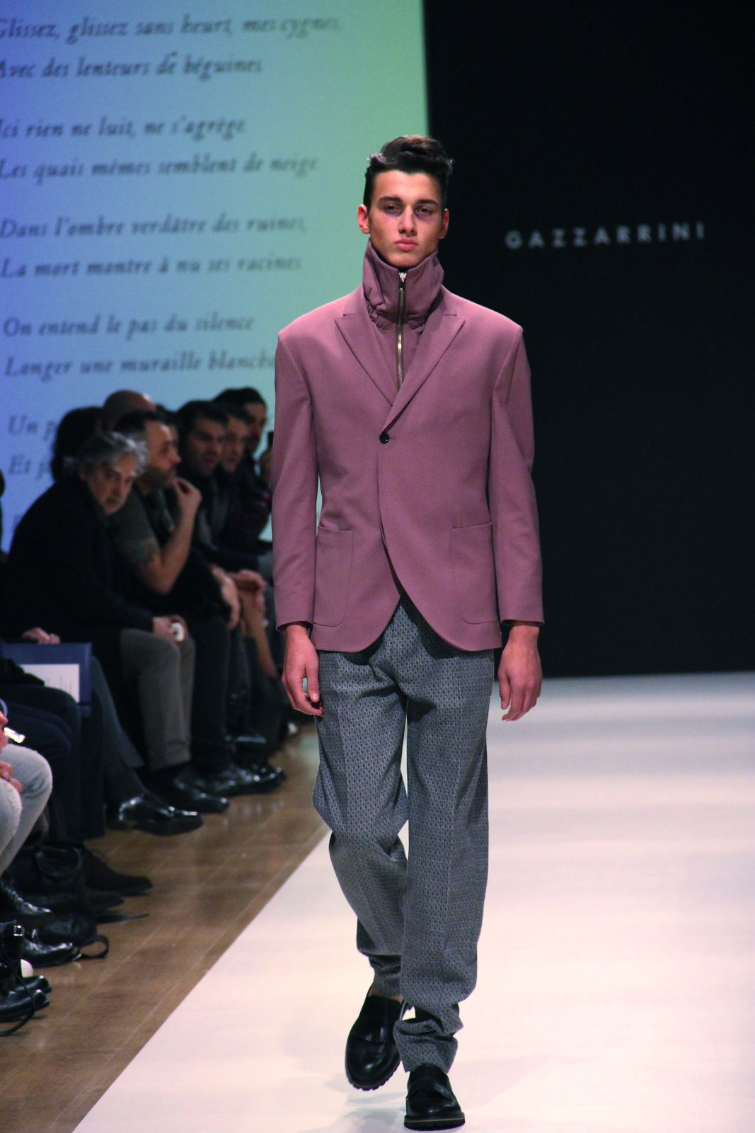 Gazzarrini Fall Winter 2012-13 Men's Collection Milano Fashion Week