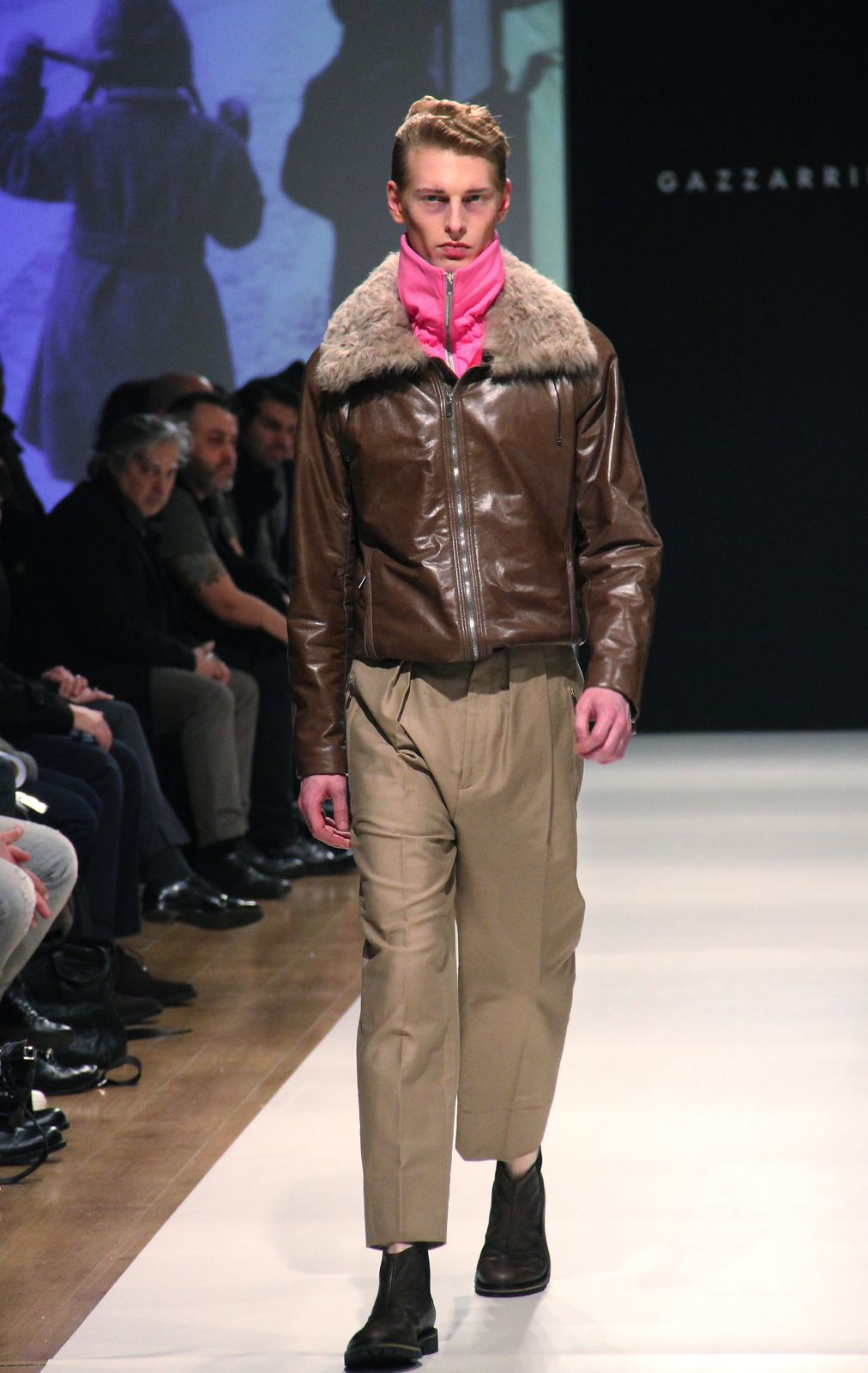 Gazzarrini Fall Winter 2012-13 Men's Collection