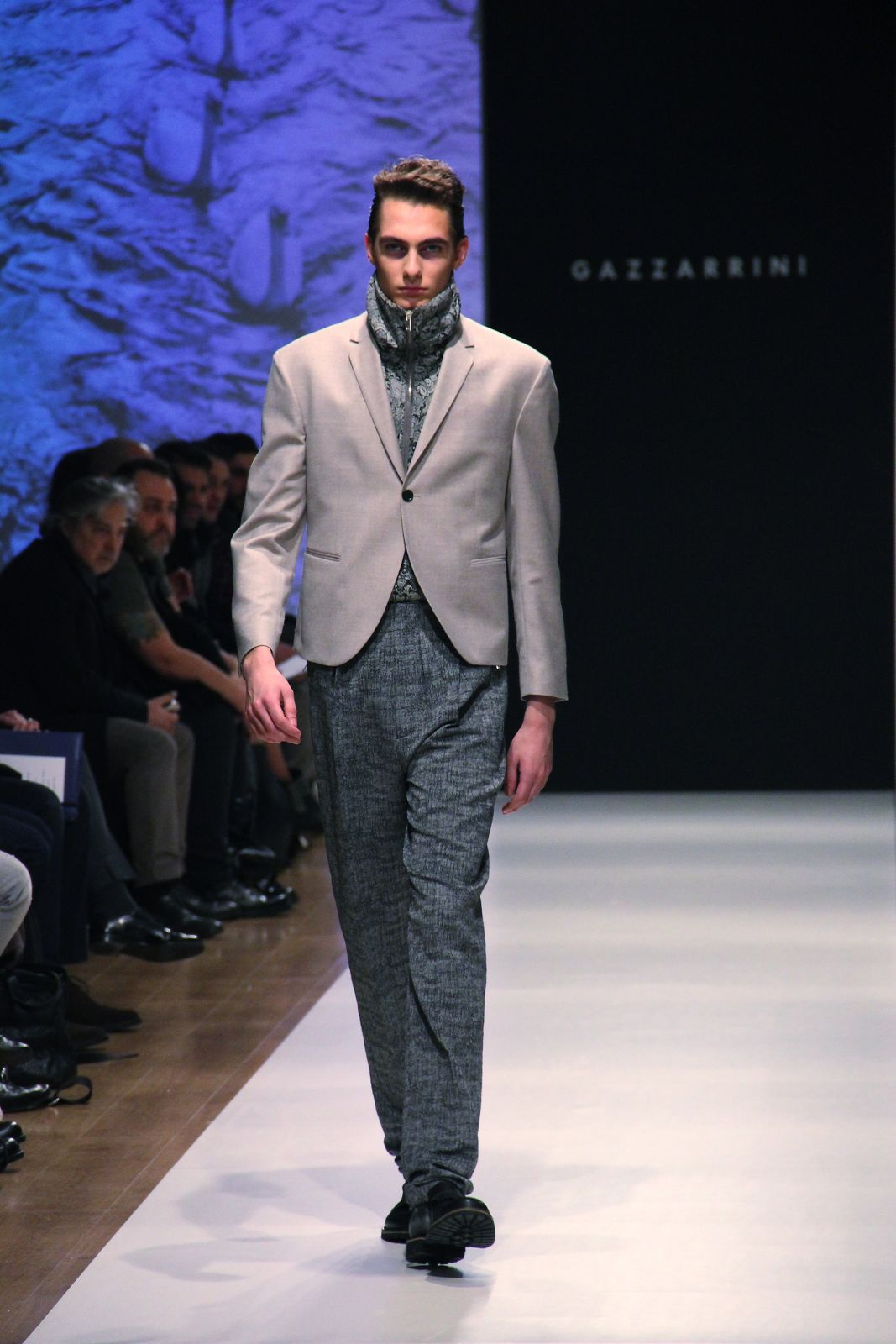 Gazzarrini Fall Winter 2012-2013 Men Fashion Show