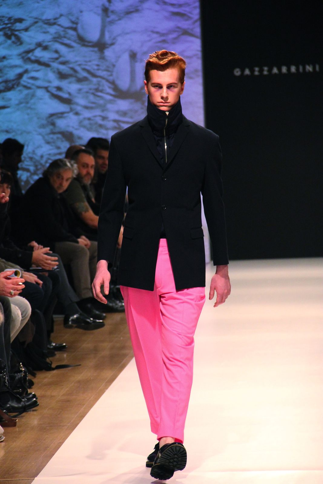 Gazzarrini Men's Collection Fall Winter 2012-2013 Milano Fashion Week