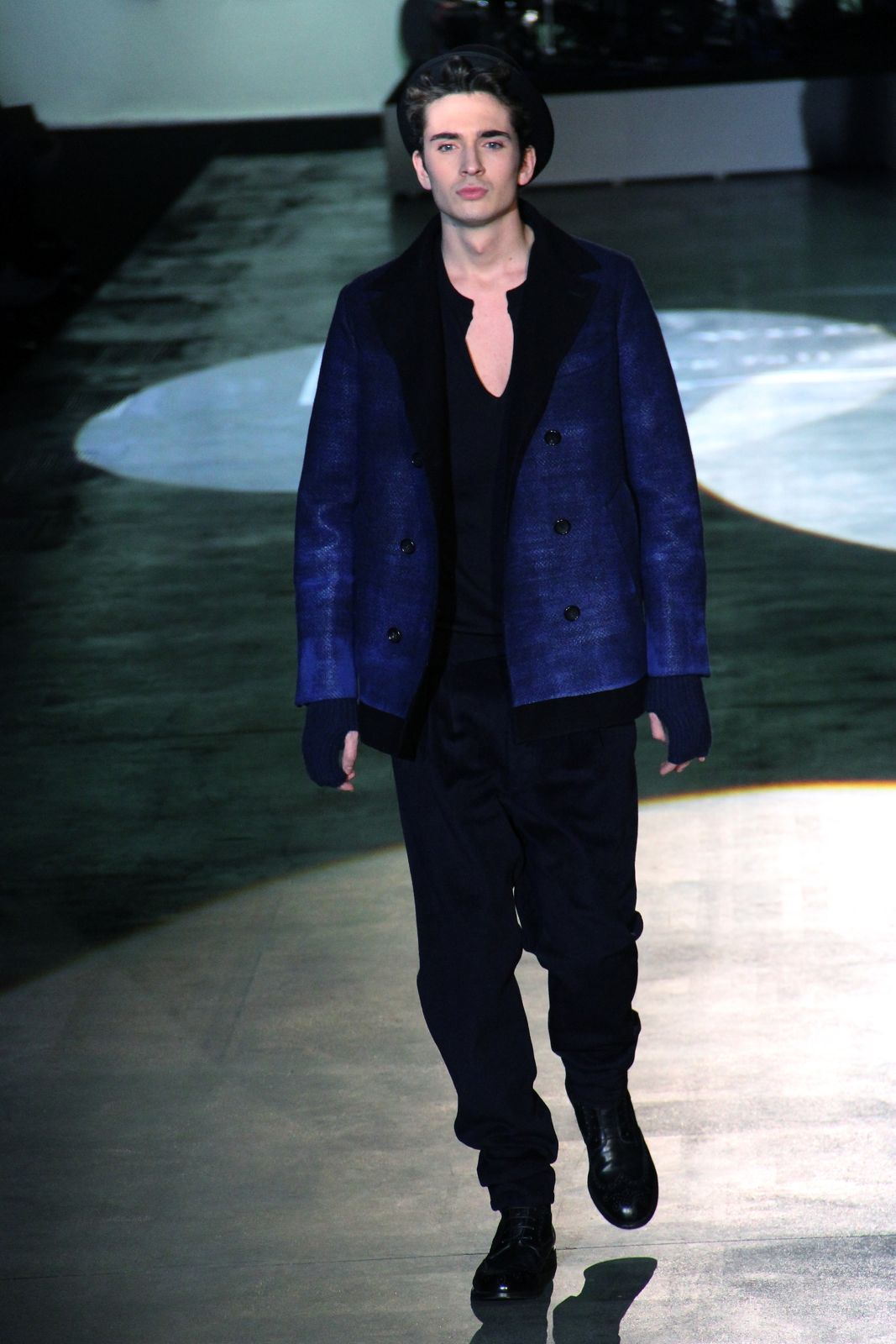 Iceberg Fall Winter 2012-2013 Men Fashion Show