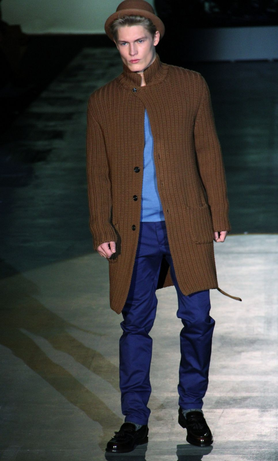 Iceberg Fall Winter 2012-2013 Milano Fashion Week