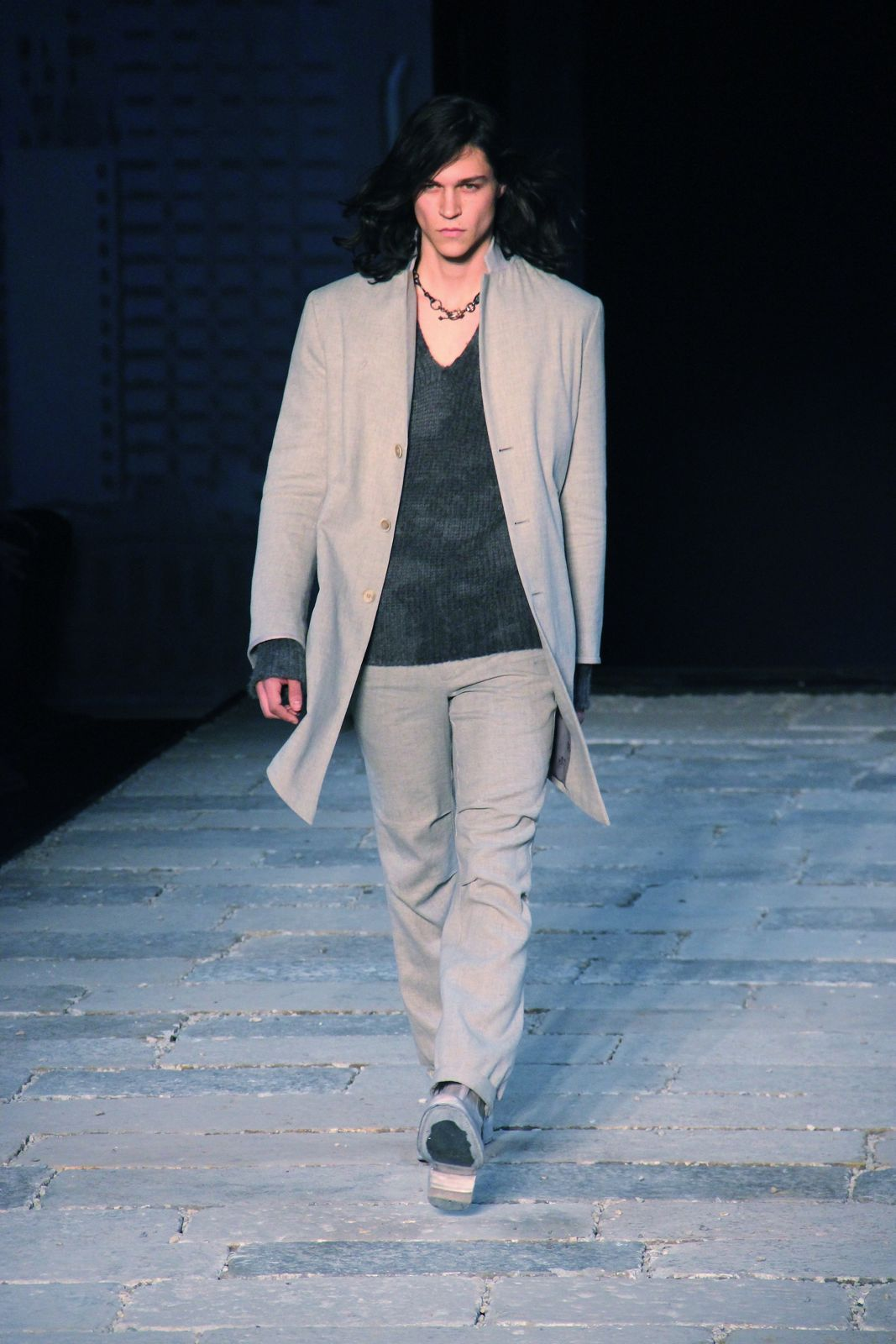John Varvatos Fall Winter 2012 Men Fashion Show