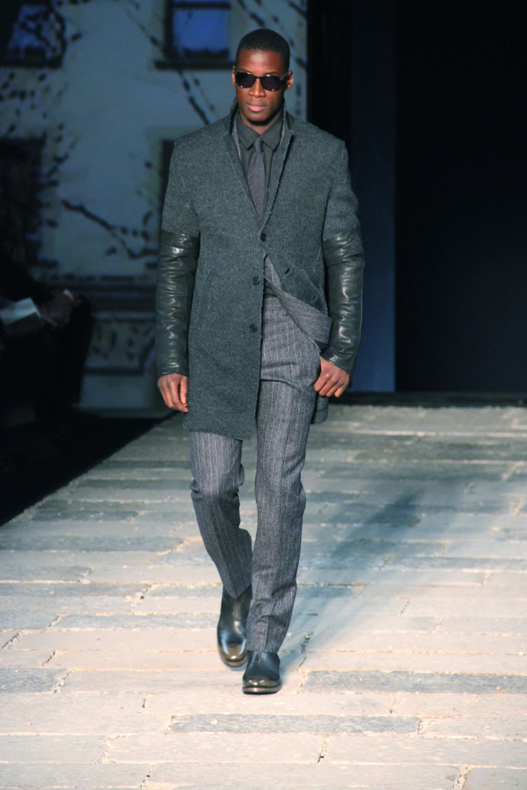 John Varvatos Fall Winter 2012 Men Milano Fashion Week