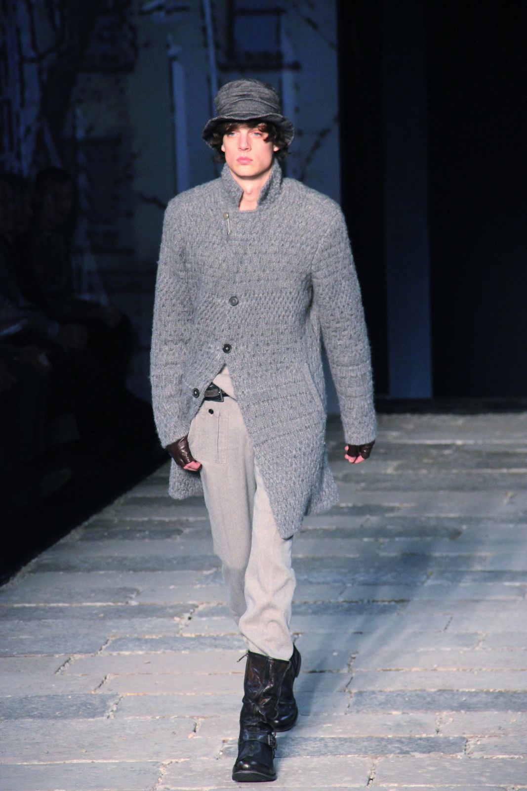 John Varvatos Fall Winter 2012 Men's Collection Milano Fashion Week
