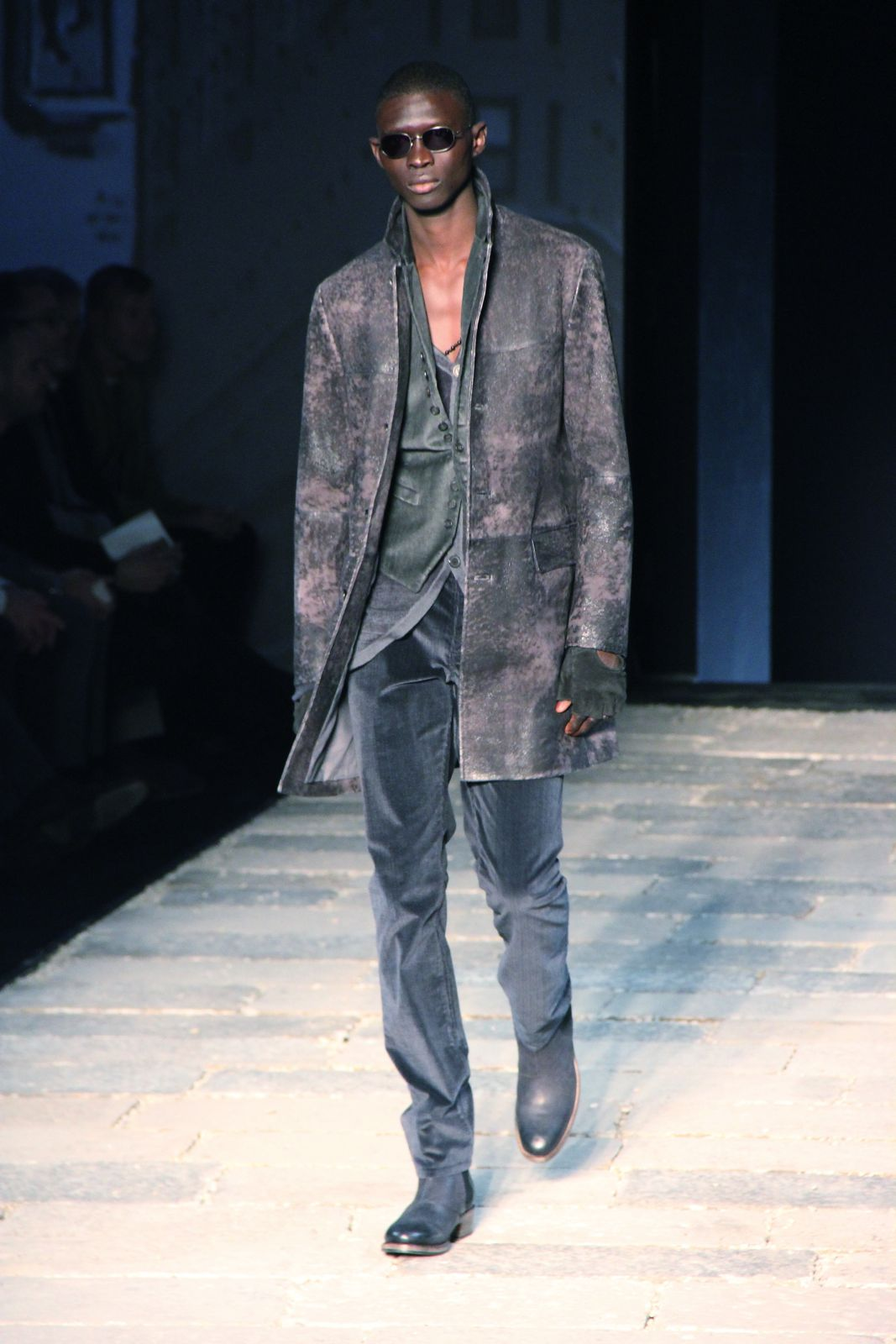 John Varvatos Fall Winter 2012 Men's Collection