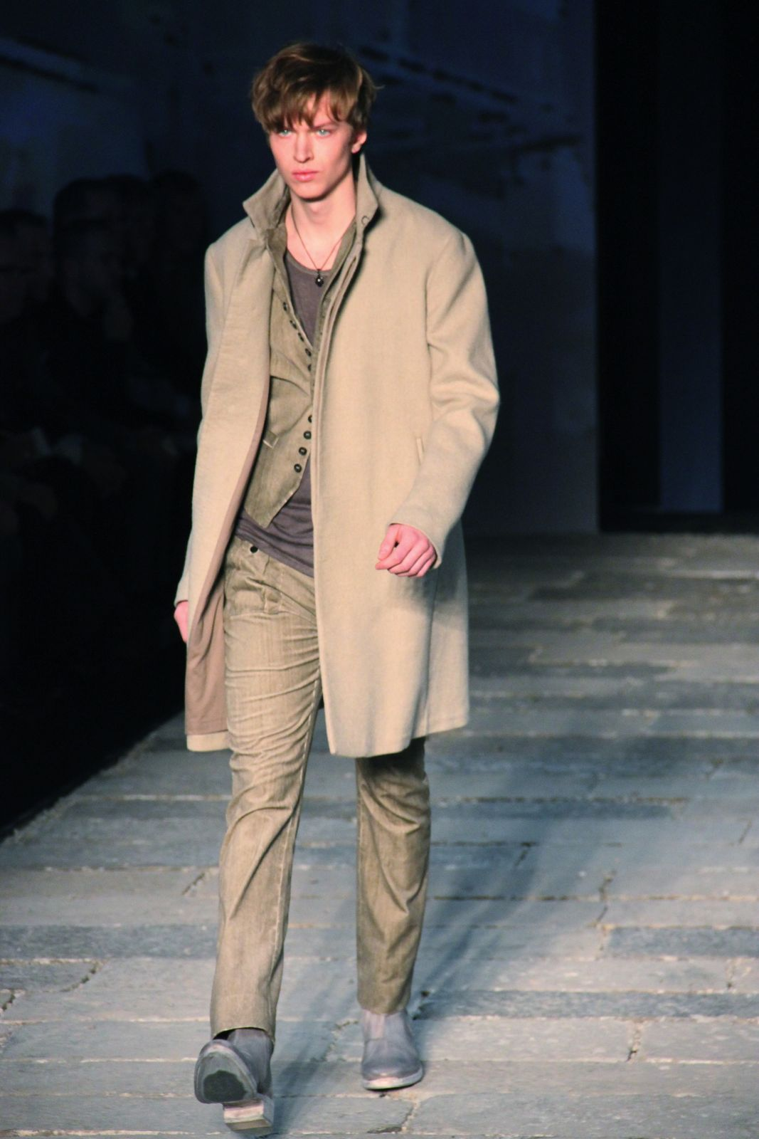 John Varvatos Fall Winter 2012 Milano Fashion Week