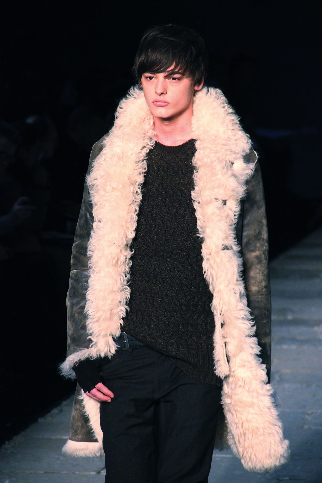 John Varvatos Men's Collection Fall Winter 2012 Milano Fashion Week