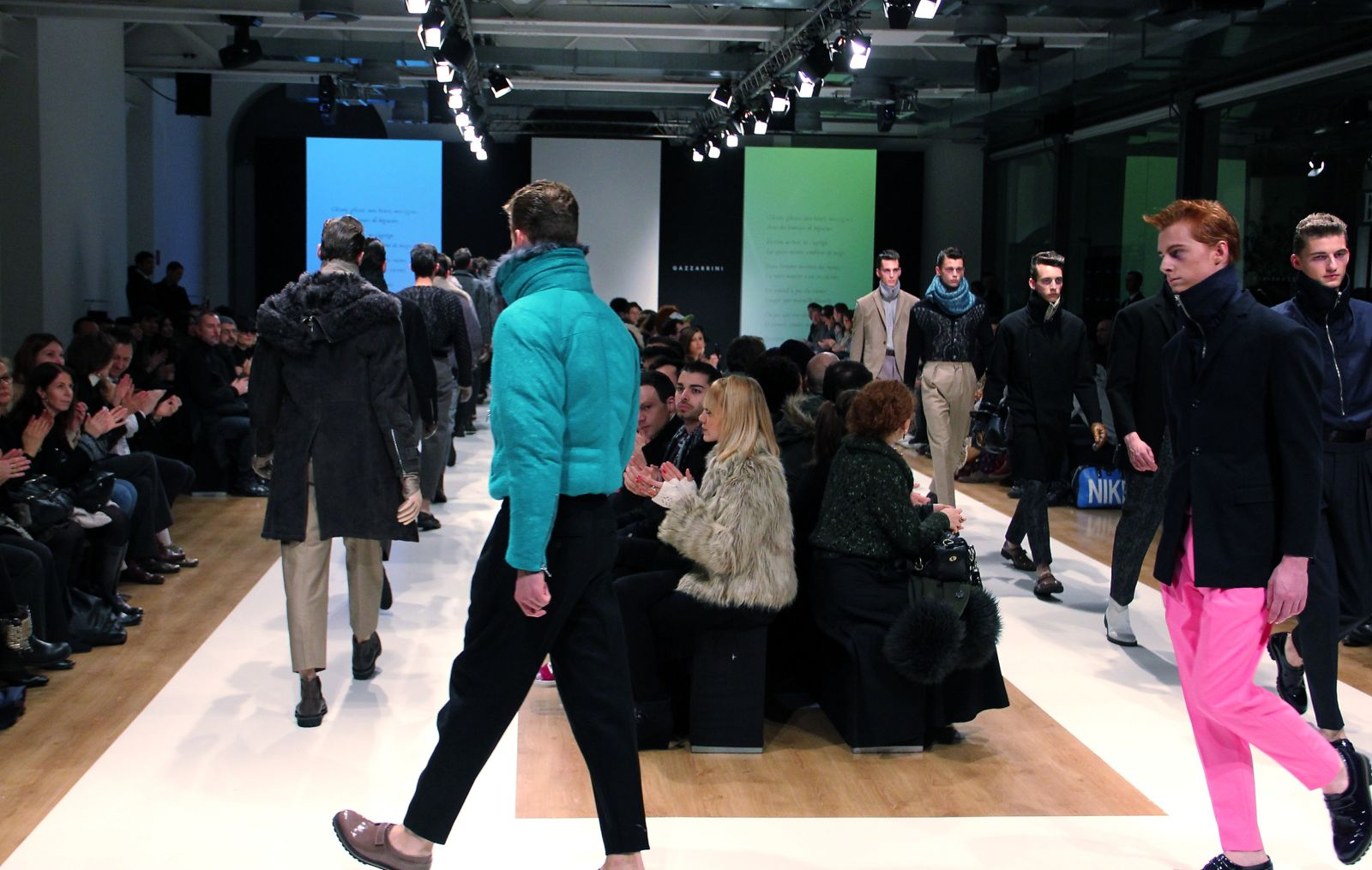 Milano Fashion Week Gazzarrini Fashion Show