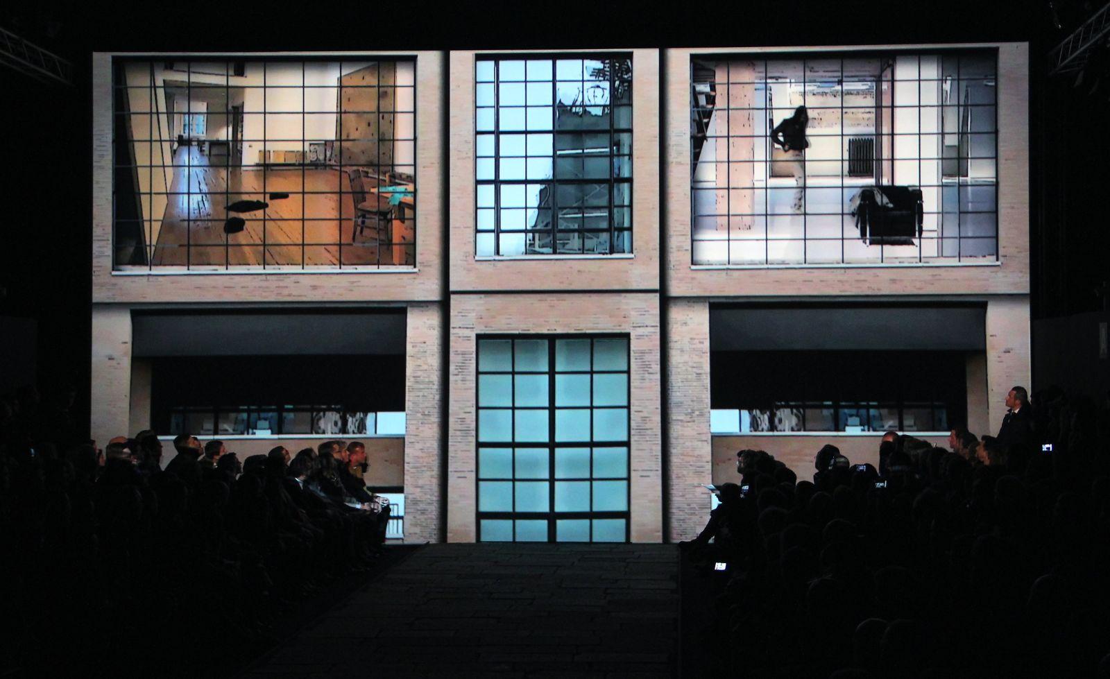 Milano Fashion Week John Varvatos Fashion Show