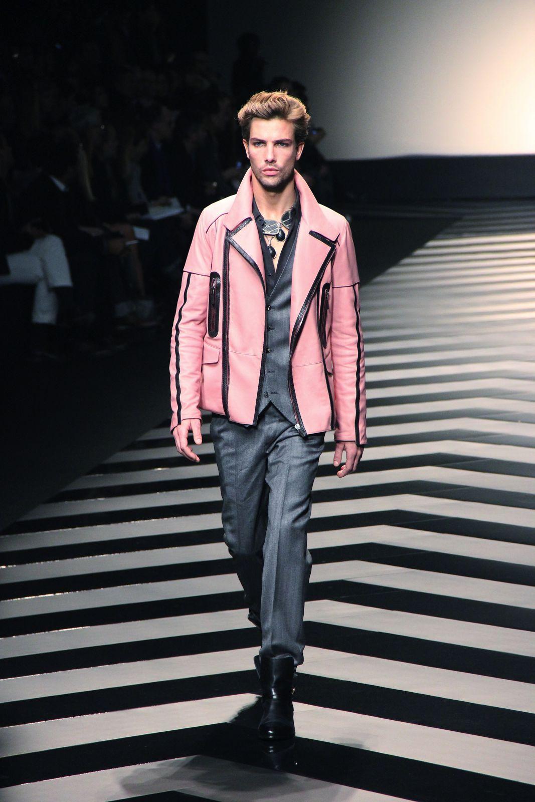 Milano Fashion Week Roberto Cavalli Fashion Show