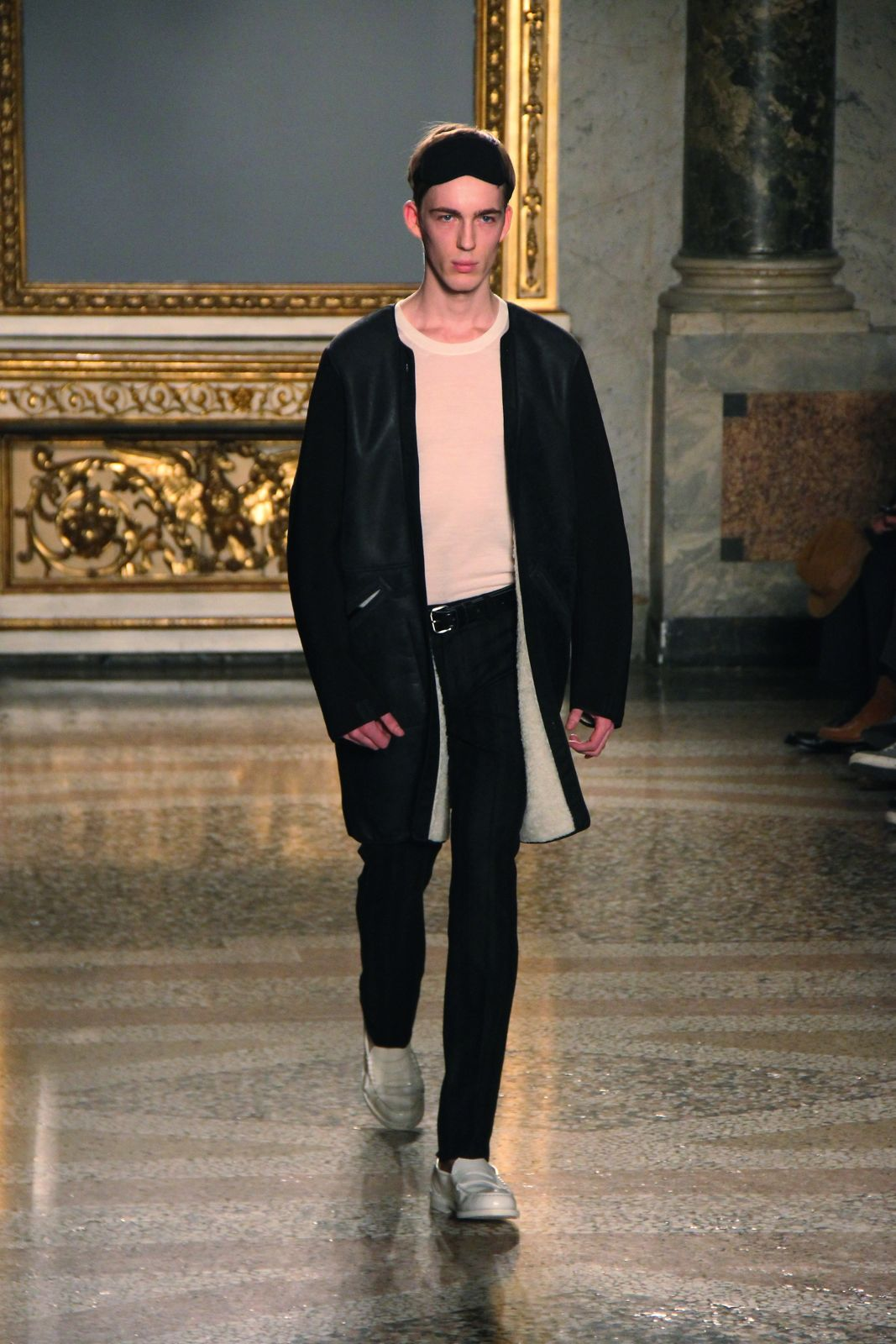 Nicole Farhi Fall Winter 2012 Men Fashion Show