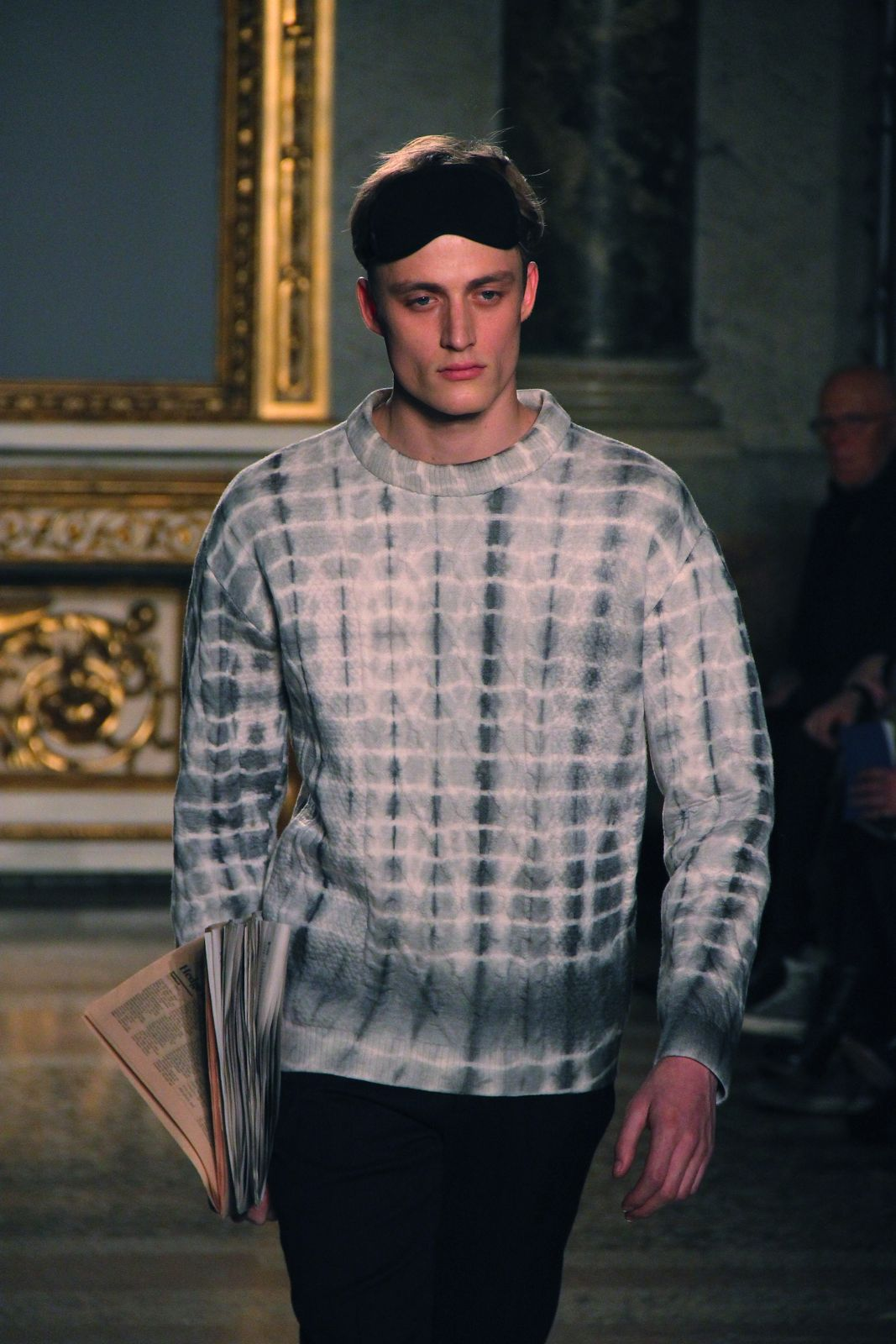 Nicole Farhi Fall Winter 2012 Men