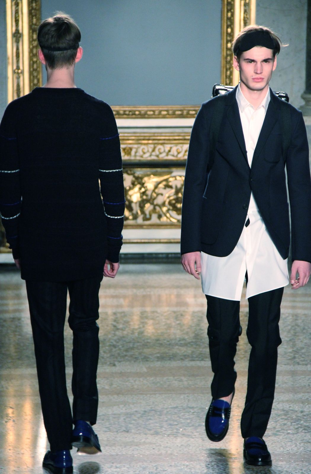 Nicole Farhi Fall Winter 2012
