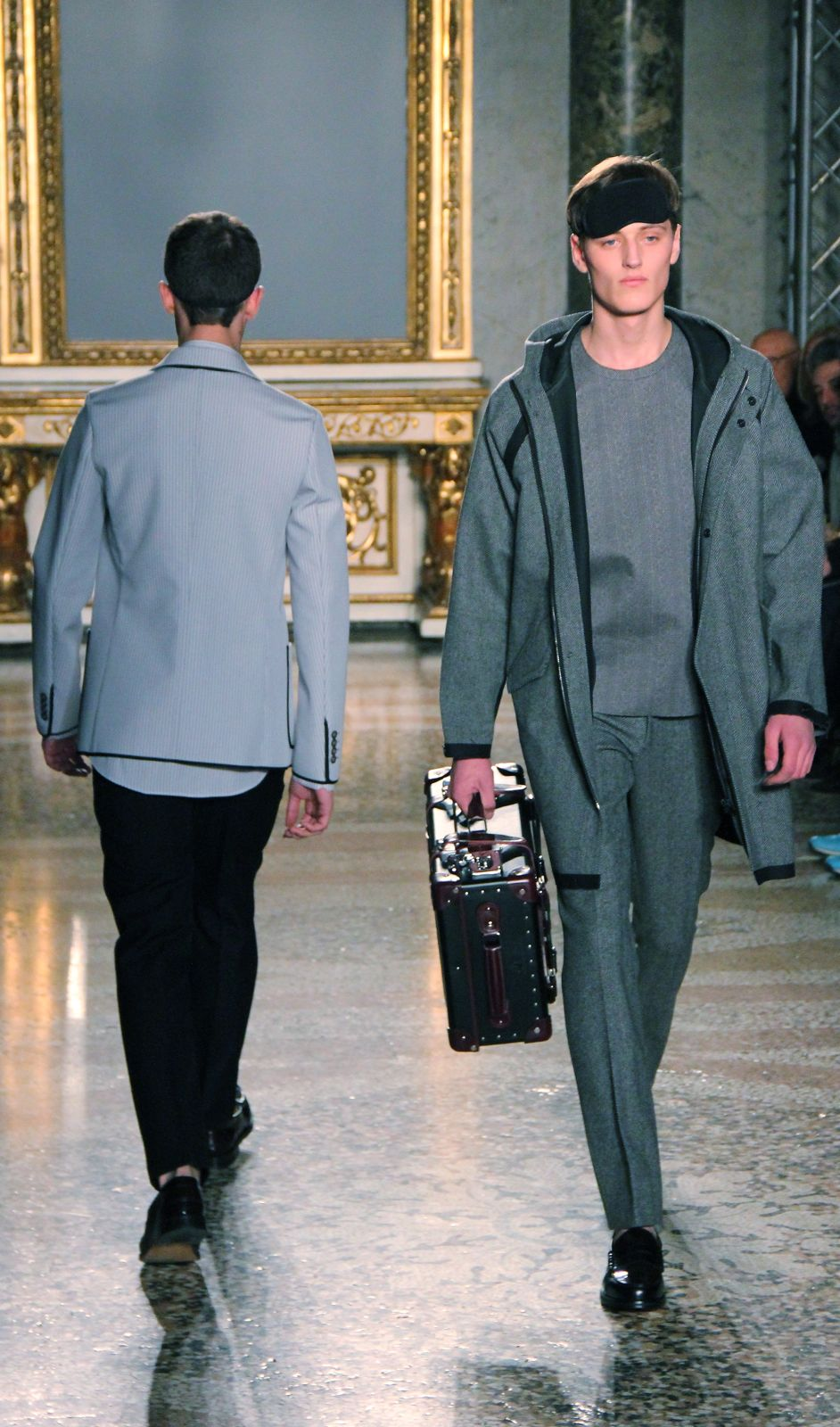 Nicole Farhi Men's Collection Fall Winter 2012 Milano Fashion Week