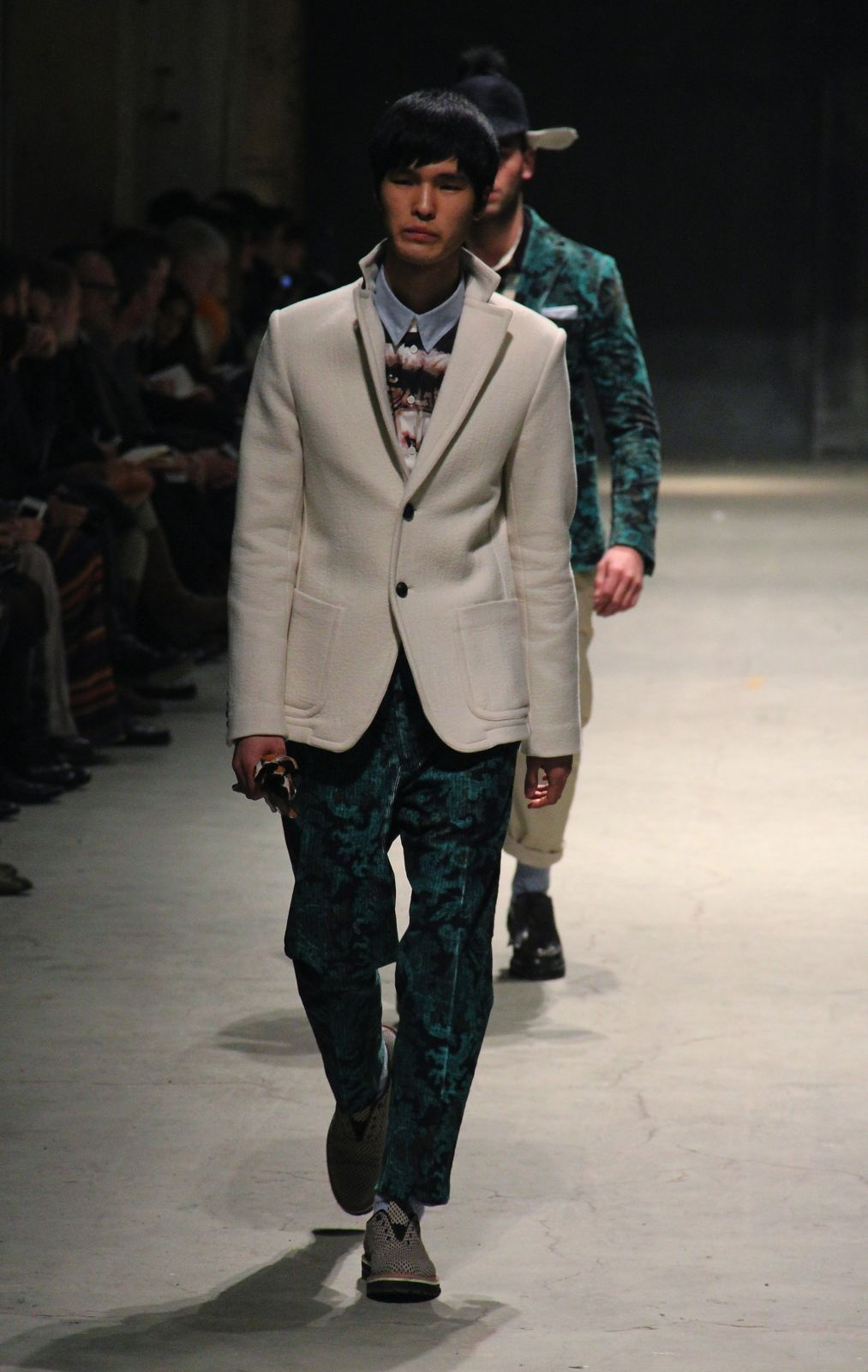 Pitti Immagine Uomo Andrea Pompilio Men Collection Fall Winter 2012-13