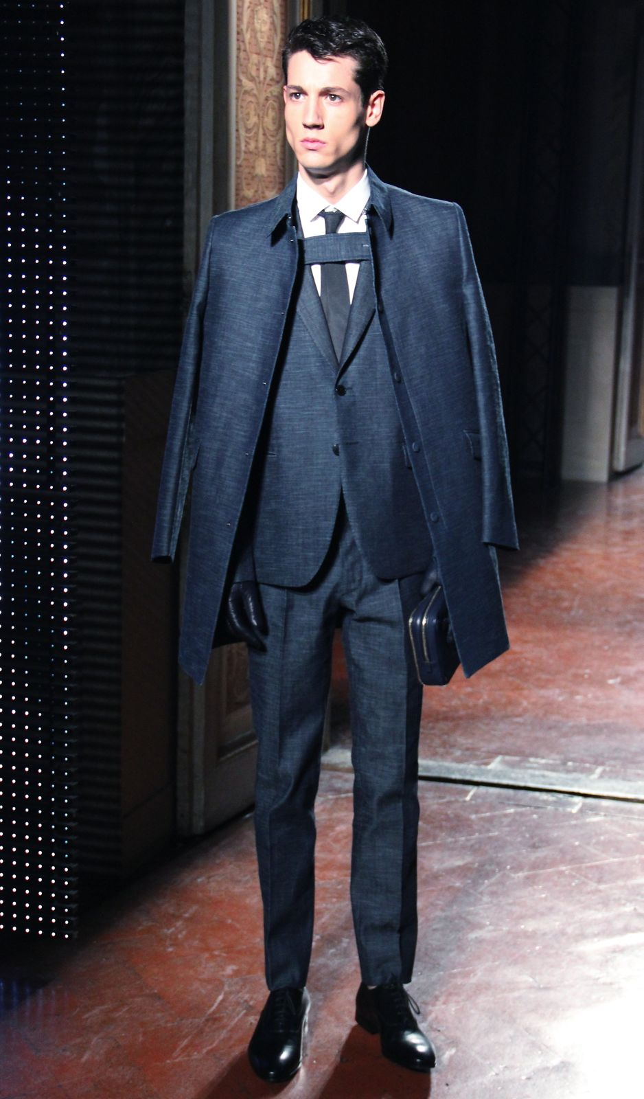 Pitti Immagine Uomo Valentino Men Collection Fall Winter 2012-13