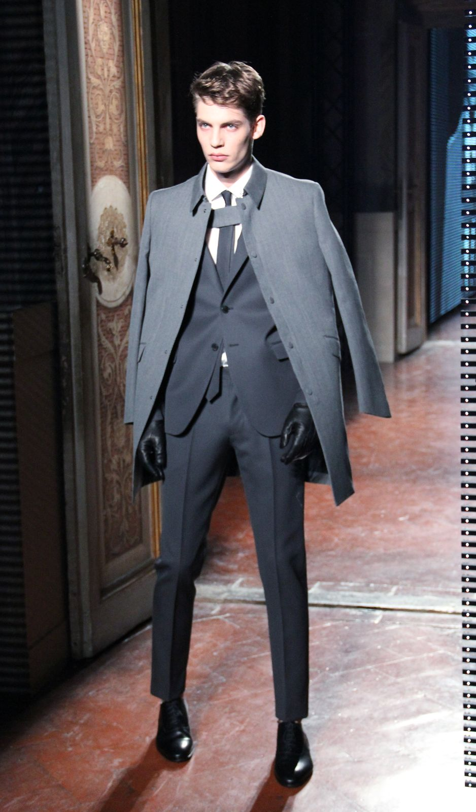 Pitti Immagine Uomo Valentino Men Collection Fall Winter 2012-2013