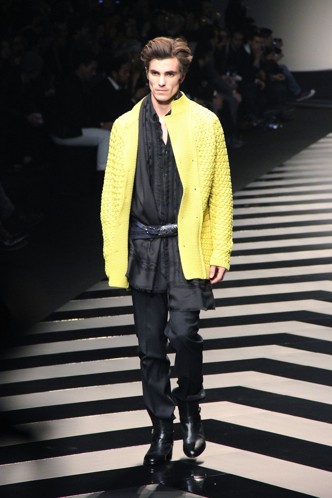 Roberto Cavalli Fall Winter 2012-13 Men Milano Fashion Week