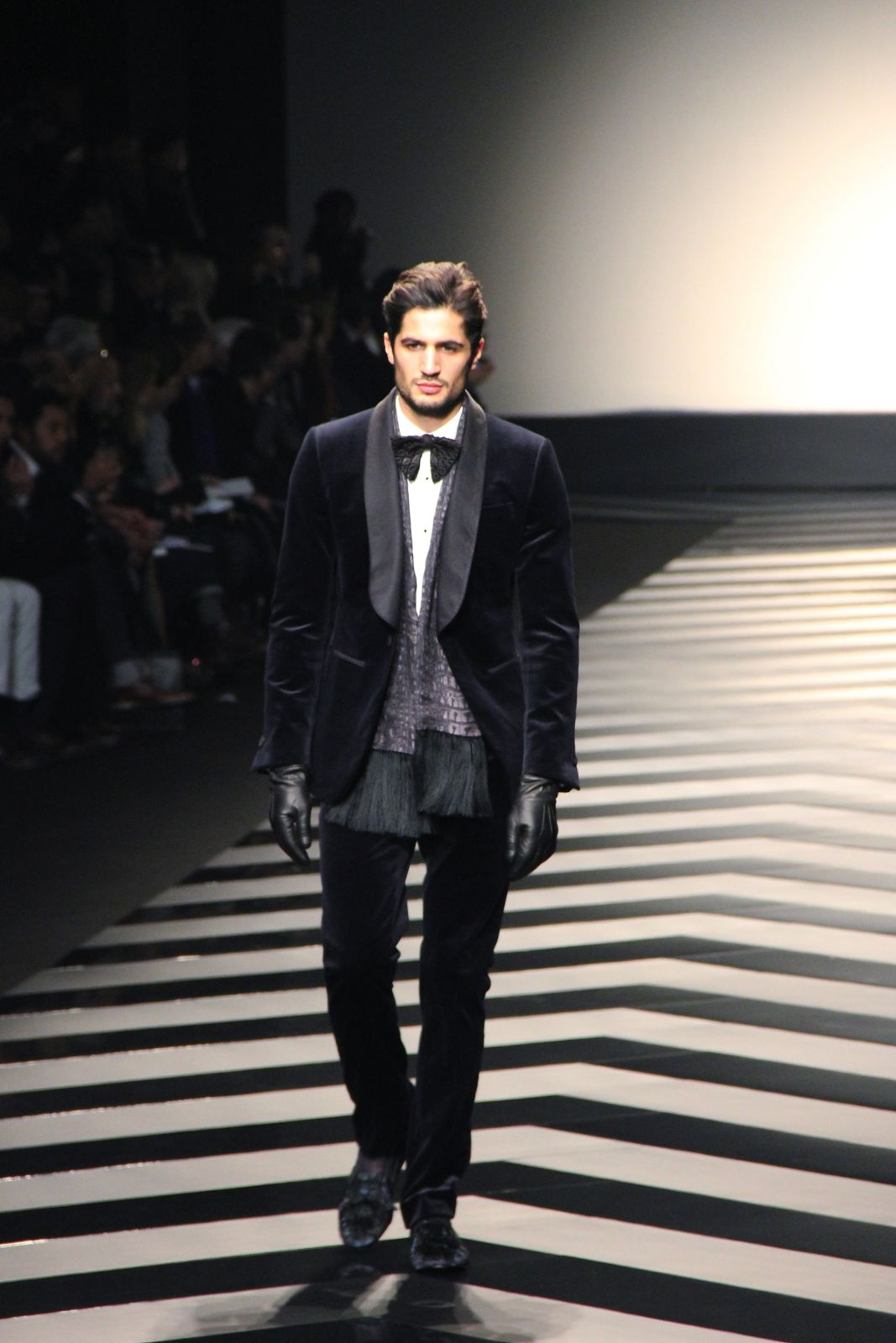 Roberto Cavalli Fall Winter 2012-13 Men's Collection Milano Fashion Week