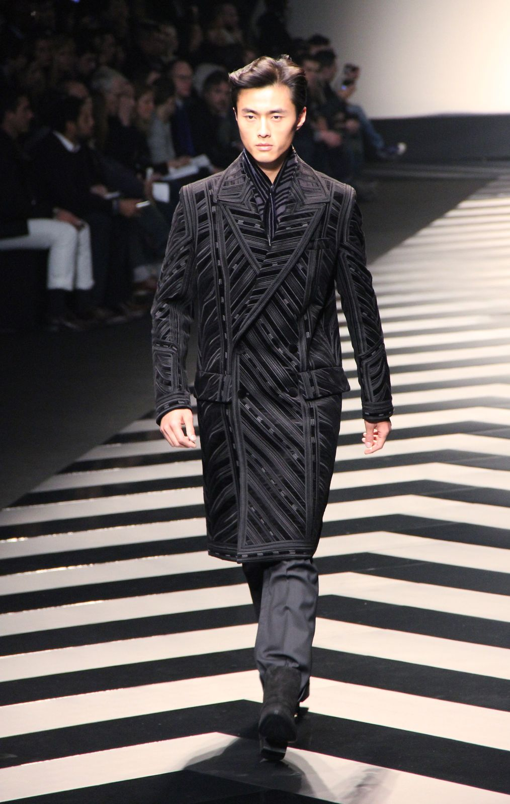 Roberto Cavalli Fall Winter 2012-13 Men's Collection